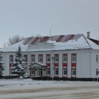 Ljozna city administration building, Лиозно