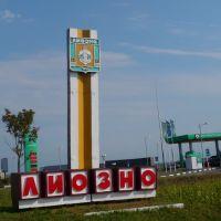 Entrance Liozno / Belarus, Лиозно