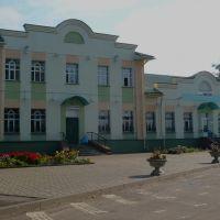 Building / Liozno / Belarus, Лиозно