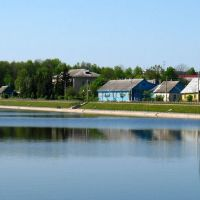 Miory lake, Миоры