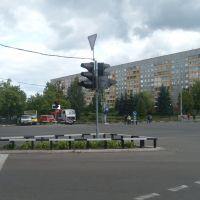 Перекрёсток, Новополоцк