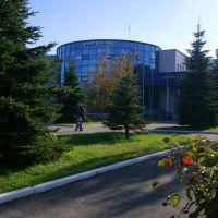 Полоцкий государственный университет, Новополоцк