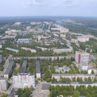 Новополоцк центральная часть, Новополоцк
