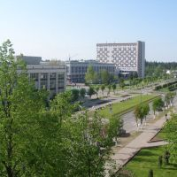 Новополоцк, Новополоцк
