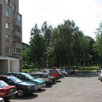 Парковая 18 (июль 2010), Новополоцк