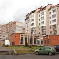 ул. Парковая, Новополоцк
