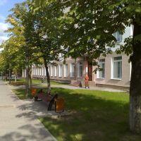 Библиотека Пушкина, Новополоцк