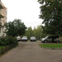 Молодежная 31 07.2010, Новополоцк