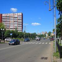 ул.Молодёжная, Новополоцк