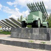 "Orsha, Monument ""Katyusha"", Орша"