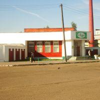 Магазин напротив автовокзала, Орша