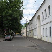 Old Polack street, Полоцк