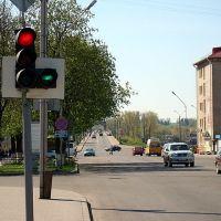 ул.Юбилейная-мост, Полоцк