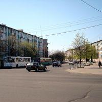 ул.Гоголя, Полоцк