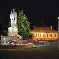 Полоцк-Памятник Евфросинии Полоцкой, Полоцк