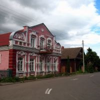 Old town Polack, Полоцк