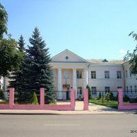 Педучилище, Полоцк