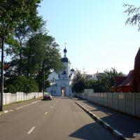 Монастырь, Полоцк