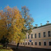 Осенняя тишина, Полоцк