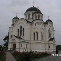 HramEvfrPolo, Полоцк