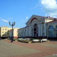 Вокзал, Полоцк