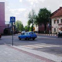 Площадь Ленина, Поставы