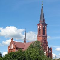 Roman-Catholic church of St.Anthony of Padua (1880), Поставы