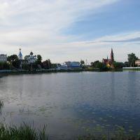 View to city centre, Поставы