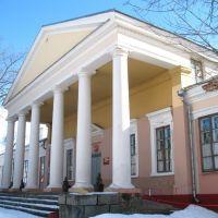 Pastavy Palace. Паставы, Поставы