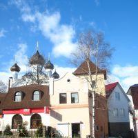 church of St. Nicholas. Pastavy. Паставы, Поставы