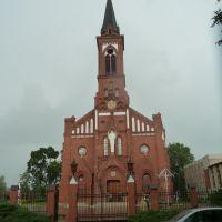 Eglise St Antoine de Padoue, Поставы