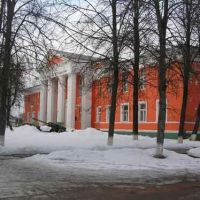 Музей боевого содружества г.п.Россоны, Россоны
