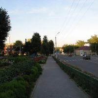 ул.Октябрьская, центр, Сенно