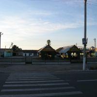 Рынок, Сенно