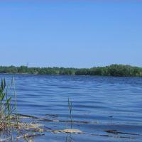 Озеро, Сенно