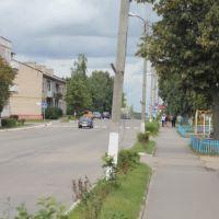 ул. Назаренко, Сенно