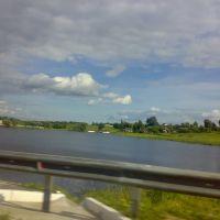 Толочин. а/д Крупки-Толочин-Орша. Водохранилище на реке Друть, Толочин