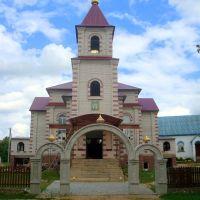 Новая церковь, Ушачи