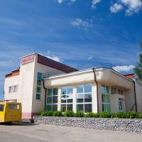 Автовокзал, Ушачи