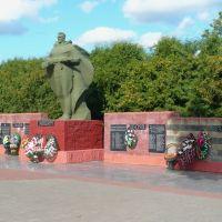 WWII Monument / Tsjahniki / Belarus, Чашники