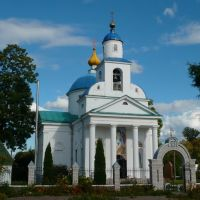 Church / Tsjahniki / Belarus, Чашники