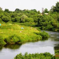река Янка /Janka/, Шарковщина