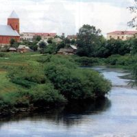 Sharkowshchyzna, Belarus, view on the Place, Шарковщина