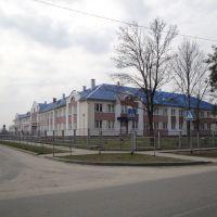 Большевик (школа), Большевик