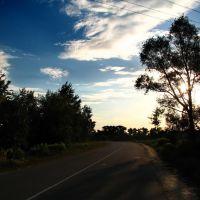 По дороге с облаками, Большевик