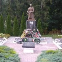 WWII Monument / Bragin / Belarus, Брагин