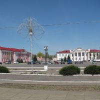 Буда-Кошелево Площадь, Буда-Кошелево