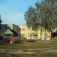Район ПМК, беседка, Василевичи