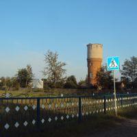 Водонапорная башня, Василевичи