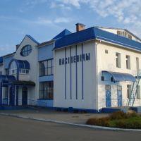 Вокзал станції Василевичі, Василевичи